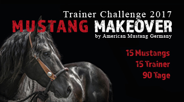 Mustang Makeover Trailer